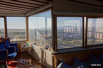Photo: Tim's panoramic room