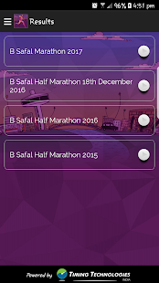 b Safal Marathon- screenshot thumbnail