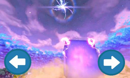 Purple Cube Fort Battle 3D ( maps & mods )  captures d'écran 2