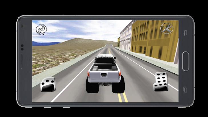 4x4 Off-Road Driver Rally 3D- screenshot thumbnail