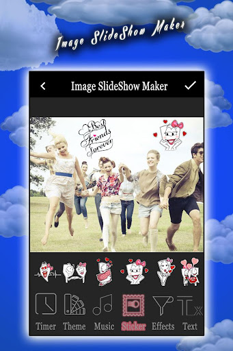 Image of photo editor with music 16.0 2