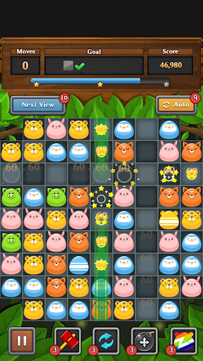 Jungle Match Puzzle screenshots 21