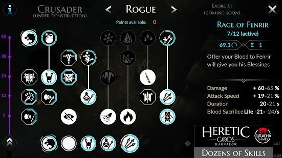 HERETIC GODS- screenshot thumbnail