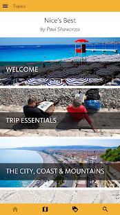 Nice's Best: Cote d'Azur trip ideas & travel guide - náhled