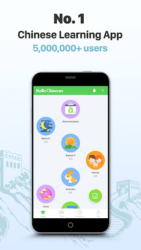 Learn Chinese - HelloChinese 4.7.3 screenshots 1