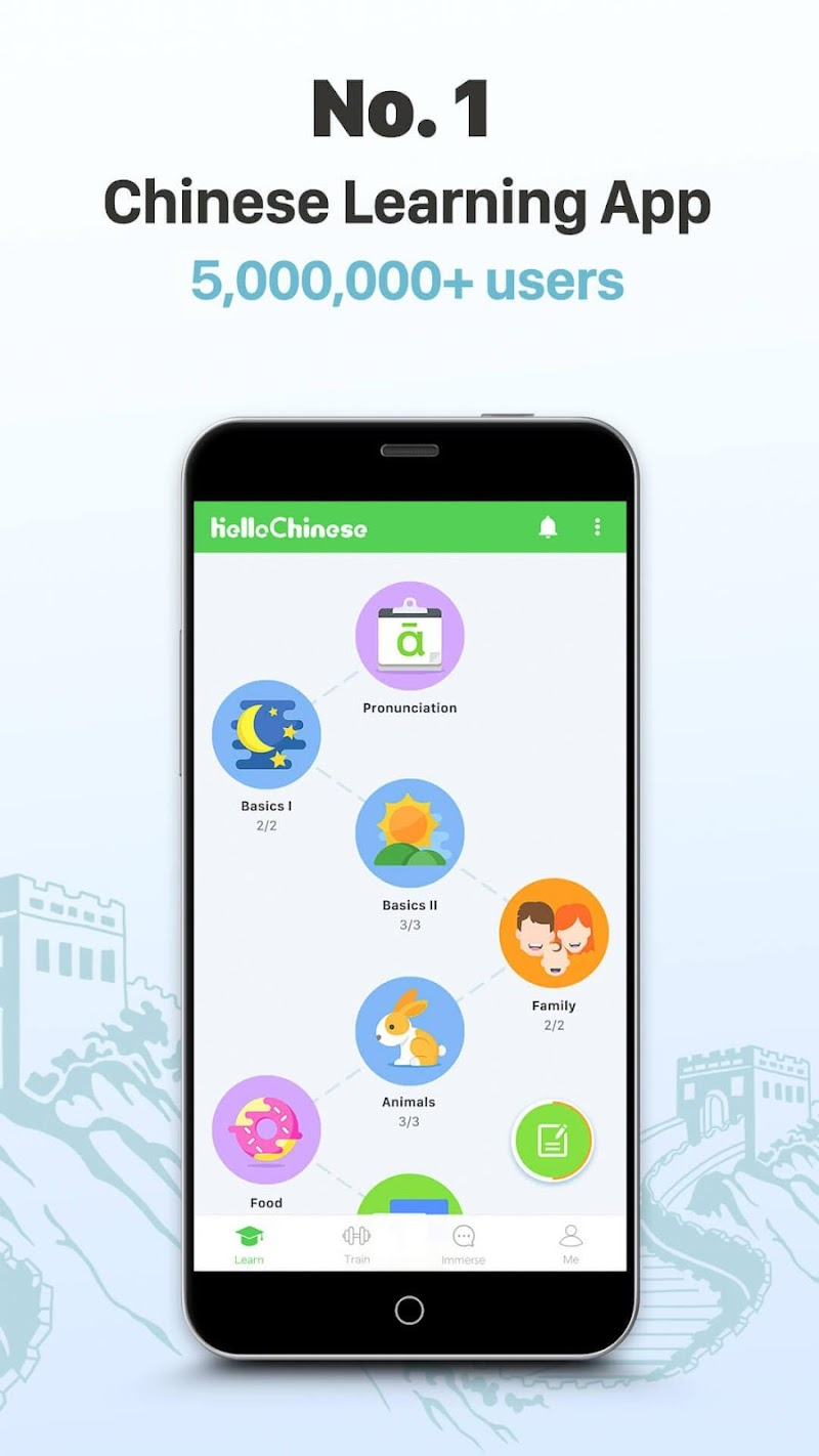 Learn Chinese - HelloChinese v4.8.0 [Premium Mod]