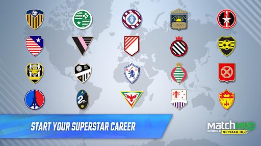 Match MVP Neymar JR - Football Superstar Career 1.0.25 screenshots 2