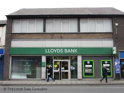 Lloyds Bank London Road