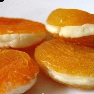 Apricots With Curd