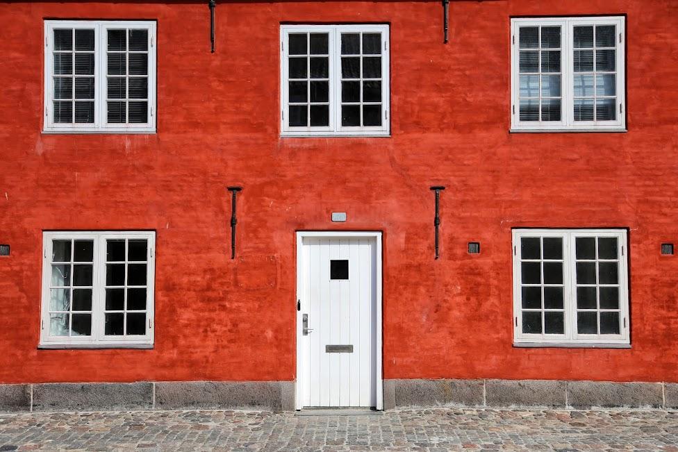 Kopenhaga, cytadela Kastellet