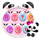 Download Pinky Panda Donuts New Keyboard Theme For PC Windows and Mac