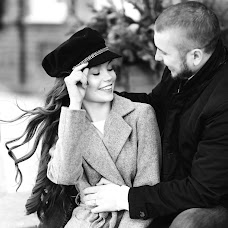 Wedding photographer Anastasiya Tokmakova (antokmakova). Photo of 02.04.2018