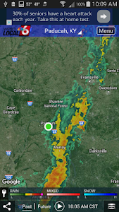 WPSD Radar screenshot 1