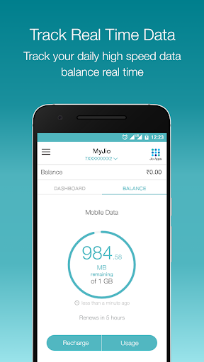 MyJio screenshot 4