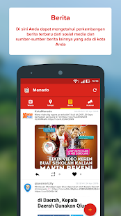 Manado Smart City- gambar mini screenshot