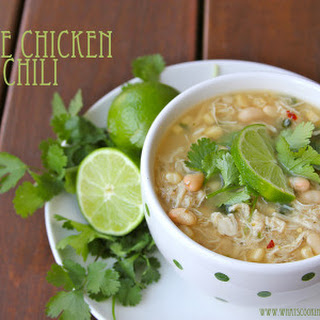 Crockpot Magic... White Chicken Chili