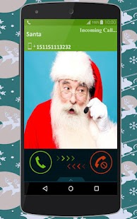 Call From Santa -  Live Call From Santa - náhled