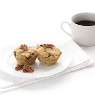 Low Carb Banana Nut Muffins Recipe