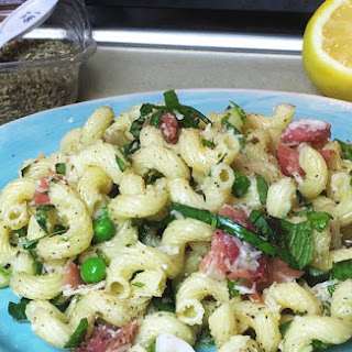 Pasta Salad With Prosciutto And Peas Recipes