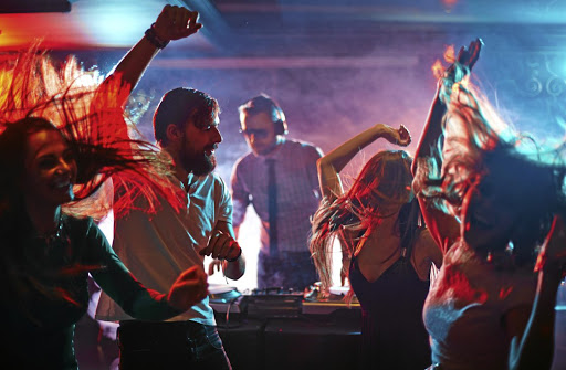 Party animals: The dance market has competition from festivals, live music venues and trendy bars and restaurants. Picture: ISTOCK
