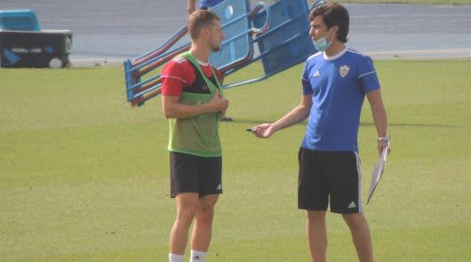 """Mario Silva: """"Pido a los jugadores que se sientan libres, sin presión"""""""