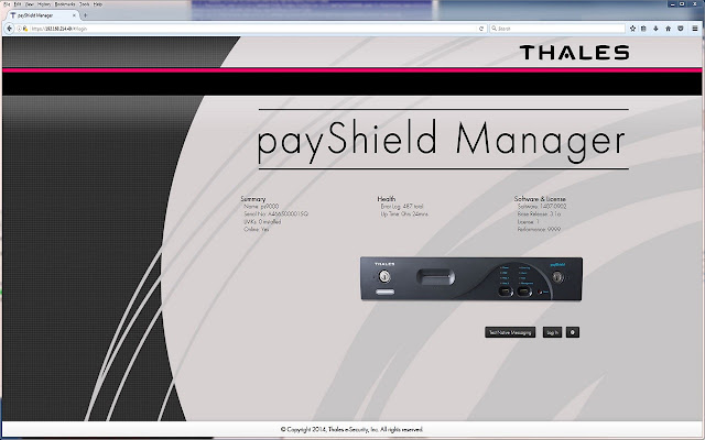 Thales e-Security Smart Card Bridge