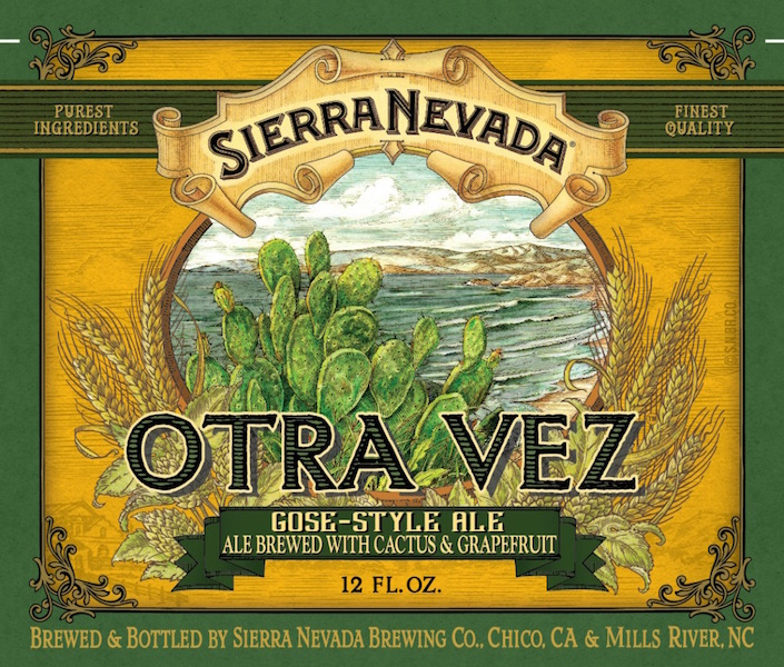 Logo of Sierra Nevada Otra Vez