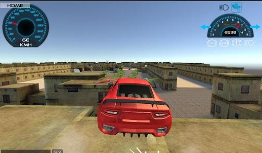 Online Car Simulator 2017 - náhled