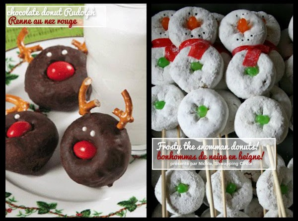 Rudolph And Frosty The Snowman Recipe