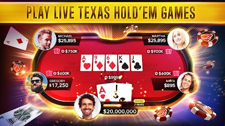 Poker Heat™ - Free Texas Holdem Poker Games APK screenshot thumbnail 5