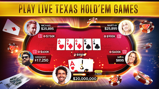 Game Poker Heat™ - Free Texas Holdem Poker Games APK for Windows Phone