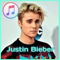 J-U-S-T-I-N B-I-E-B-E-R - Ready sing for fans icon