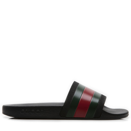 Primary image of Gucci Rubber Slide Junior