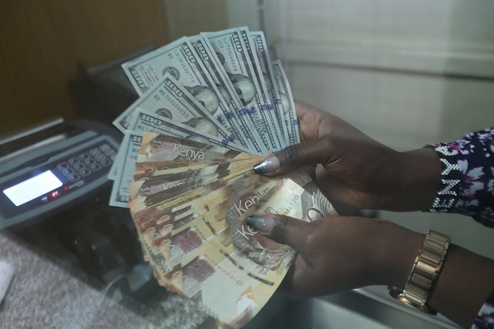 Rising forex reserves buff up Kenya shilling