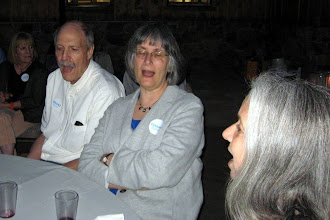 Photo: Dalia Belinkoff, Barry and Eleanor Krasner and Yael Caiserman Rosenbloom