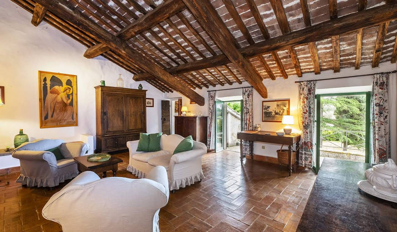 Villa avec jardin et terrasse Viterbe