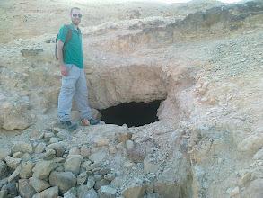 Photo: מערות הקבורה של החשמונאים ביריחו