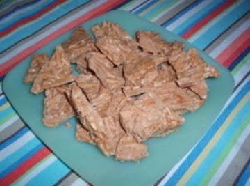 Almond Butter Crunch Recipe