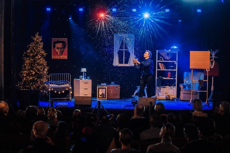 Succesvolle première voor nieuwe kerstshow Toverland