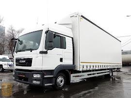 грузовой автомобиль ман до 12 тонн новый