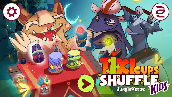 Jungleverse: Tiki Cups Kids Screenshot