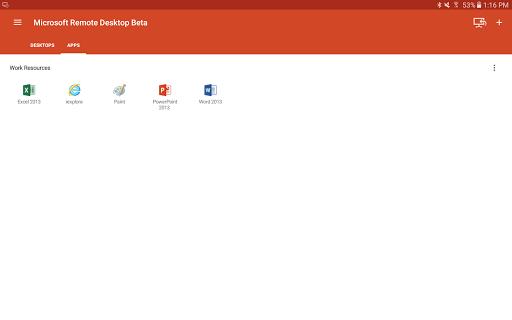 Microsoft Remote Desktop Beta 8.1.62.347 screenshots 9