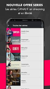 App myCANAL, vos programmes en live ou en replay APK for Windows Phone