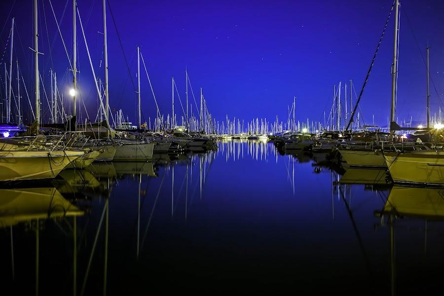 Marina by Giuseppe BeeBell - Transportation Boats