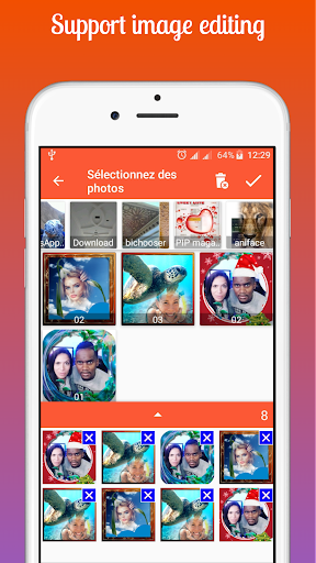 Video Maker Photos with Songs screenshot 6