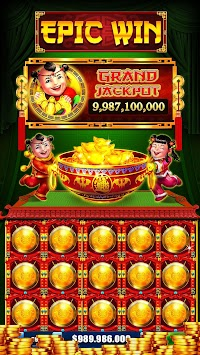 Golden Clover Casino: Vegas Slots apk screenshot