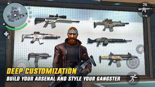 Gangstar New Orleans OpenWorld (MOD, Unlimited Ammo) v2.0.0h 1