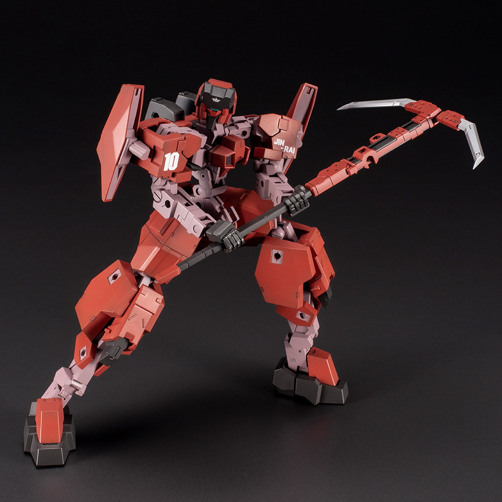 kotobukiya / 1/100 / Frame Arms骨裝機兵 / 三四式一型 迅雷 組裝模型
