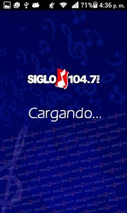 Radio Siglo 104- screenshot thumbnail