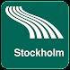 Stockholm Map offline